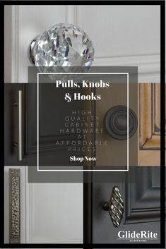 Need a quick kitchen or bathroom revamp? Check out our affordable, stylish cabinet hardware here. Kitchen Pulls, Kitchen Redo, Kitchen And Bath, Kitchen Remodel, Kitchen Design, Quality Cabinets, Updated Kitchen, Cabinet Hardware, Kitchen Organization