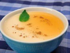 Pannacotta de milk tea