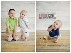 South Jersey Children's photographer | First birthday cake smash » RHM Photography | South Jersey Wedding and Portrait Photographer