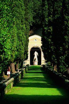 ITALIA - Villa d'Este e Lago di Como