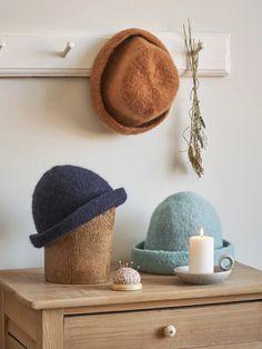 18 patrons gratuits de tricot et crochet à découvrir chez Søstrene Grene - Marie Claire Marie Claire, Couture Sewing, Crochet, Hats, Creative, Diy, Fashion, Hat, Tricot