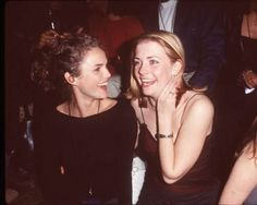 Melissa Joan Hart and Keri Russell
