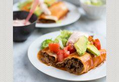 Easy Enchiladas