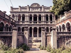 Abandoned Italian Villa