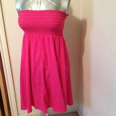 Tube Top Sundress Great for beach, swimsuit cover up, or running around town. O' rageous Dresses Strapless
