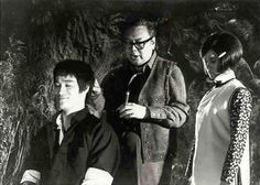 FIST OF FURY: Lo Wei, Bruce Lee et Nora Miao