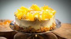 Jak przygotować pyszny tort Malakoff, austriacki smakołyk z biszkoptów, dwóch rodzajów kremu i migdałów? Zobacz sprawdzony przepis Tomka Dekera w Kuchni+