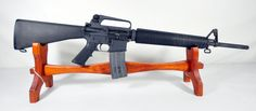 """Colt Match Target HBar MT6601 .223 20"""". This AR-15 Variant from Colt features a 20"""" barrel, ribbed handguard, fixed carry handle, and fixed A2-style stock. $1500.00"""