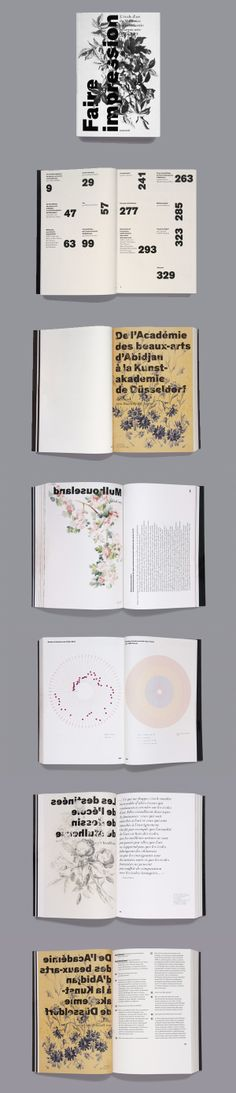 """Fairy Impression"" by Mucho - #editorial #design #layout"