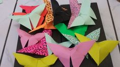 Origami#butterfly#