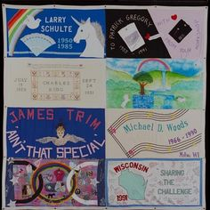 AIDS Quilt Touch