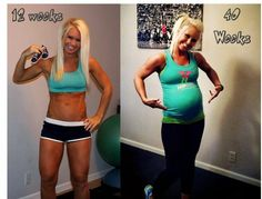 Fitness and Fashion   Surviving Pregnancy & The Road Ahead