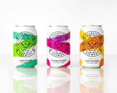 Vocation Craft Lagers
