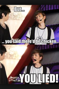 Shinee funny..im getting hungry
