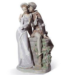 LLADRO - LOVERS FROM VERONA