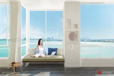 The Crimson – The Privilege of Living in Edgewater. 1 or 2 bedrooms, from 848 to1600 SF Prices from $364 to $620k Helena Grossberg, MBA All Luxury in Miami (954) 809.5318