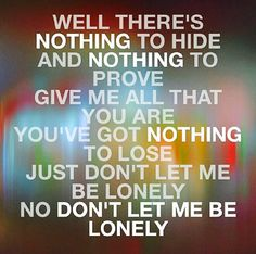 """The Band Perry - """"Don't Let Me Be Lonely"""" lyrics Country Song Lyrics, Country Songs, Music Lyrics, Hunter Hayes Quotes, The Band Perry, Magic Quotes, Disney Music, Make Me Happy, Beautiful Words"""