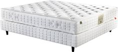PERFECT LIFE Mattress A comfortable sleep for your guests with Perfect Life which increases the sleep comfort with HYP quilted surface!