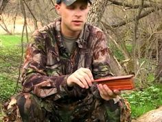 ▶ How To Use a Box Call Turkey Hunting - YouTube