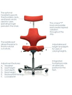 the perfect ergonomically designed office chair products i love