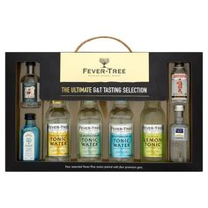 Fever Tree Ultimate Gin And Tonic Selection