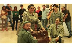 Peccata Minuta, representación teatral dentro de las actividades organizadas por Creador.es #teatro #theater