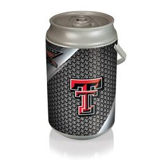 Texas Tech University Insulated Mega Can Cooler w/Digital Print