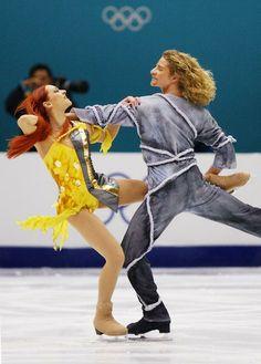 2002 Olympic Champions Marina Anissina and Gwendal Peizerat