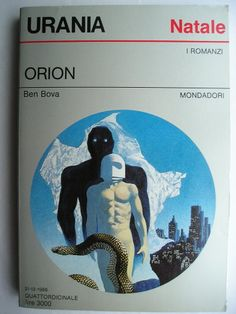 [SPS] My review of Orion by Ben Bova