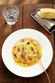 Pâtes à la carbonara, la vraie recette italienne (et trois secrets pour la…