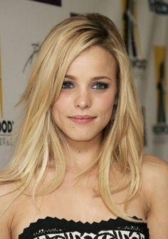 Soft, Blonde Layered Haircut - Cute Medium Hairstyles