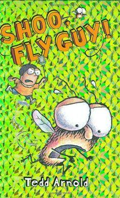 Fly Guy #3: Shoo, Fly Guy!
