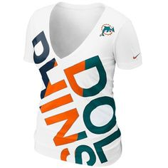 You've never been one to do anything halfheartedly, so why would it be any different when it comes time to represent your Dolphins?