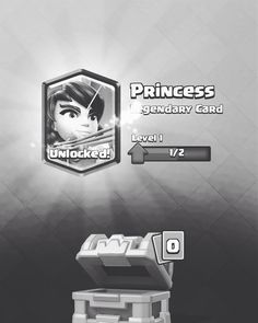 Unlocked Princess from Crown Chest !