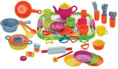 52 Piece Kitchen Set