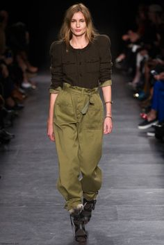 Isabel Marant fall/winter 2014 collection