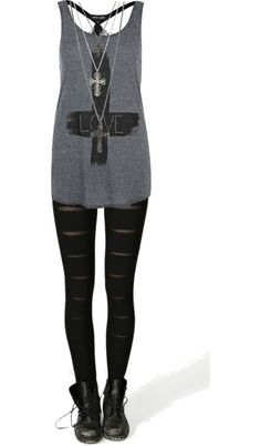 """""""Untitled #568"""" by bvb3666 ❤ liked on Polyvore"""