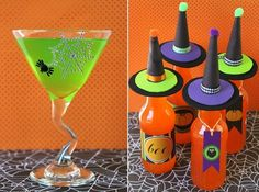 8 ways to dress up Halloween drinks - Celebrations At Home blog