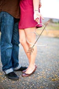 Valentines Engagement Shoot