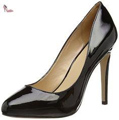 24416, Escarpins Femme, Noir (Black Patent), 36 EUMarco Tozzi