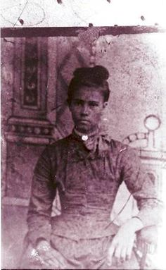 Great Grandmother, 1888, 15-years-old