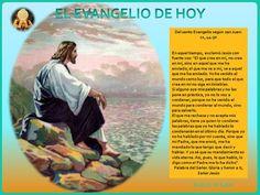 EL SANTO EVANGELIO 10 MAYO 2017