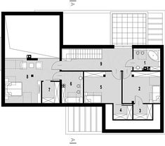 One Storey Modern Home Design 23