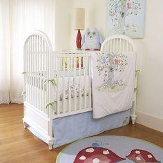 The Little Tree Baby Bedding from PoshTots