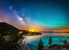 Lake Tahoe Dream by Tony Fuentes on 500px