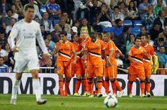 [Highlights] Madrid 2 - 2 Valencia - 04/05