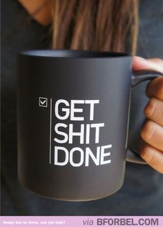 The Coffee Mug for Tuesdays #motivated #inspired