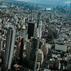 One World Trade Center, Trade Centre, Flatiron Building, First World, New York Skyline, City Photo, Travel, Viajes, Destinations