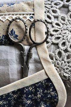 Pretty old scissors