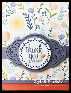 Pink Buckaroo Designs: Label Me Pretty and Delightful Daisy Designer Series Paper Hand Made Greeting Cards, Making Greeting Cards, Greeting Cards Handmade, Cards For Friends, Friend Cards, Stampin Up Catalog, Embossed Cards, Stamping Up Cards, Stampin Up Christmas